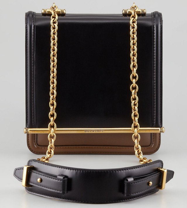 Belstaff Diana Chain Compartment Bag