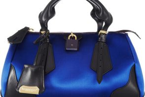 PurseBlog Asks: Can a Satin Bag Work for Daytime?