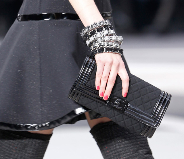 Chanel Fall 2013 Runway Handbags (12)