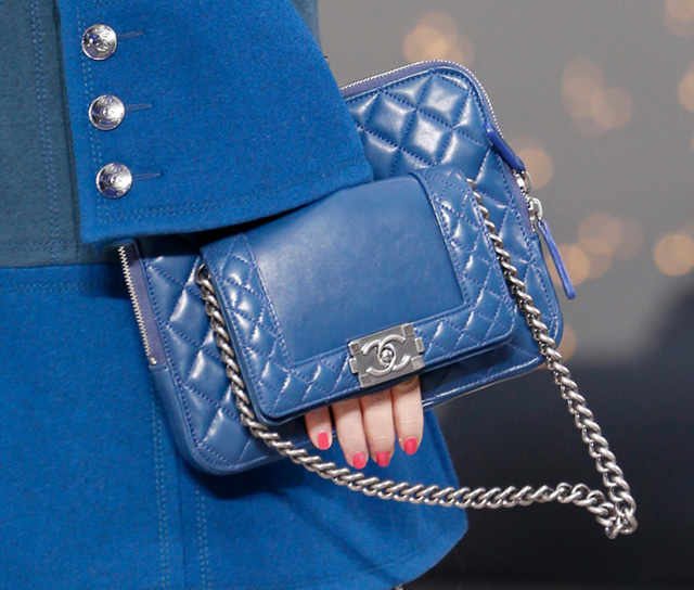 Chanel Fall 2013 Runway Handbags (18)