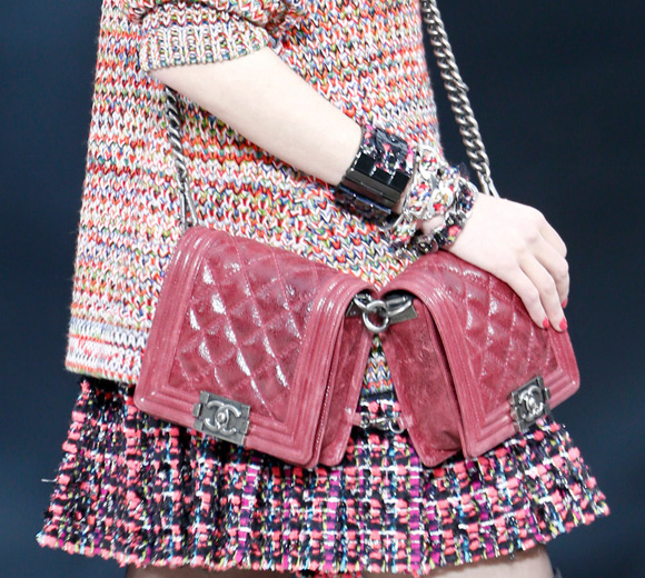 Chanel Fall 2013 Runway Handbags (25)
