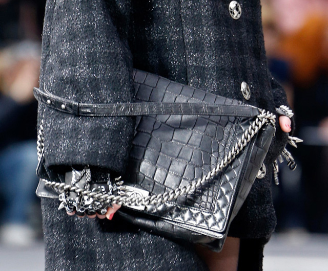 Chanel Fall 2013 Runway Handbags (26)