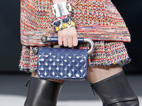 Chanel Fall 2013 Runway Handbags (27)