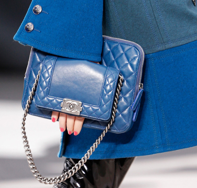 Chanel Fall 2013 Runway Handbags (28)