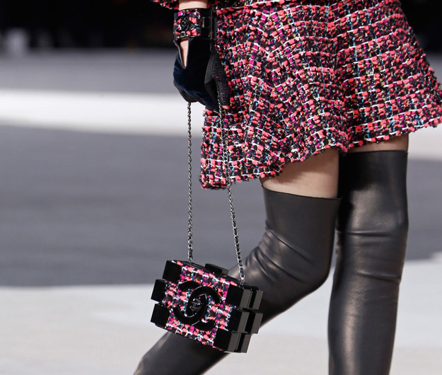 Chanel Fall 2013 Runway Handbags (31)