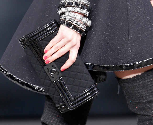 Chanel Fall 2013 Runway Handbags (40)