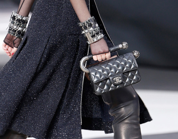 Chanel Fall 2013 Runway Handbags (7)