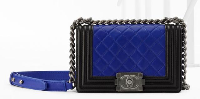 Chanel Spring 2013 Handbags (18)