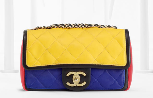 Chanel Spring 2013 Handbags (2)