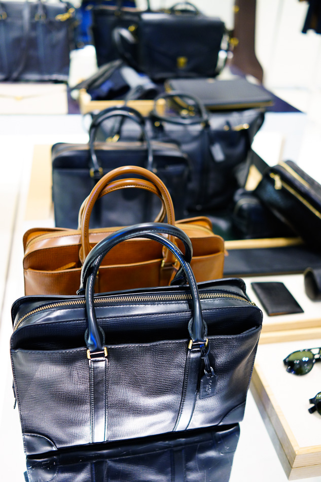 Coach Men's Bags and Accessories for Fall 2013 (13)