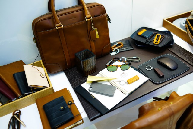 Coach Men's Bags and Accessories for Fall 2013 (14)