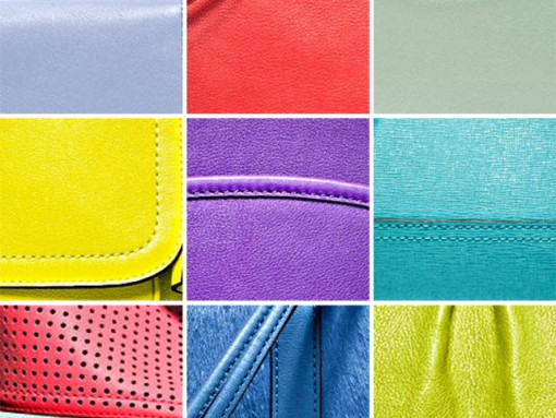 Coach Spring 2013 Bright Handbags