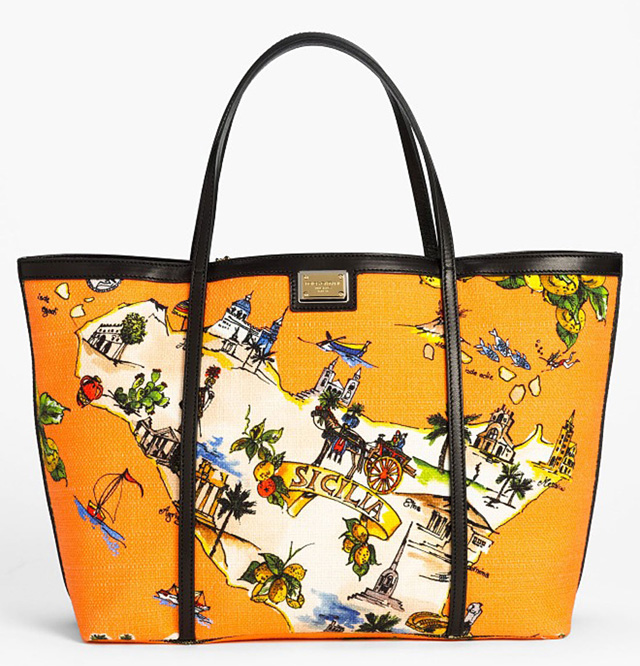 Dolce & Gabbana Miss Escape Tote