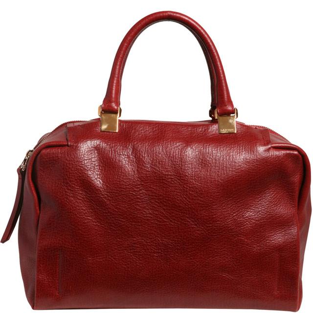 Lanvin Bowling Bag
