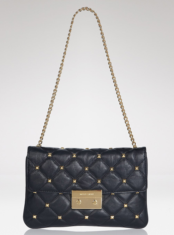 MICHAEL Michael Kors Slaon Quilted Clutch