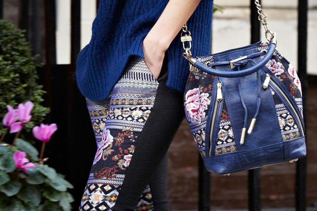 Matthew Williamson Fall 2013 Handbags (3)