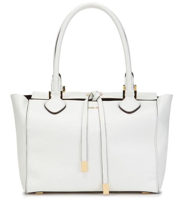 Michael Kors Optic White Miranda Bag
