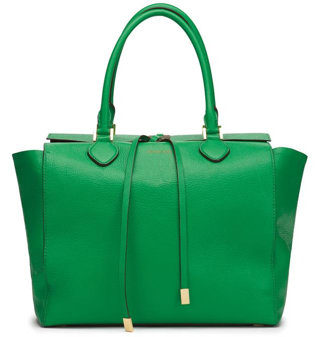 Michael Kors Palm Miranda Bag