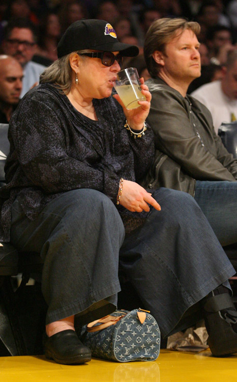 The Many Bags of Celebrity Basketball Fans (45)