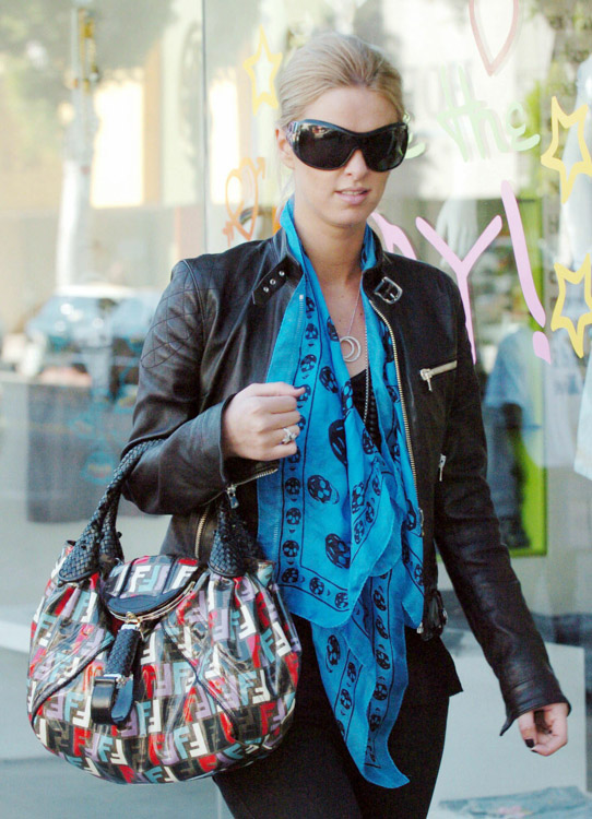 The Many Bags of Nicky Hilton-4