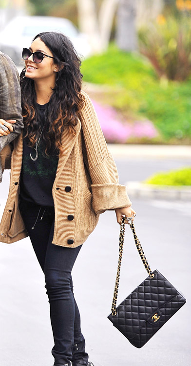 The Many Bags of Vanessa Hudgens (17)
