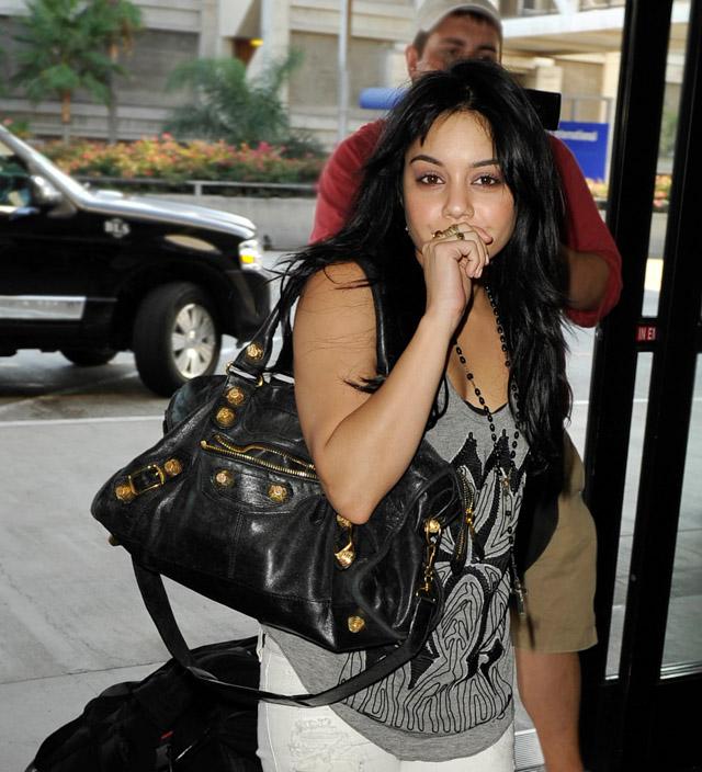 The Many Bags of Vanessa Hudgens (10)