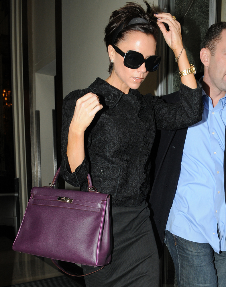 great hermes handbags - The Many Bags of Victoria Beckham - PurseBlog