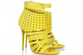 Jimmy Choo Yellow Sandal