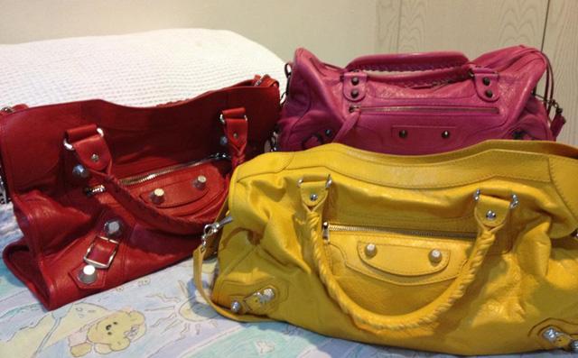 Balenciaga City Bags