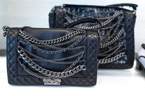 More Bags from Chanel Fall 2013