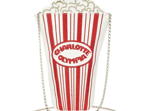 Charlotte Olympia Movie Night Shoulder Bag