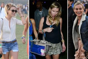 Check out the bags celebrities were carrying at Coachella