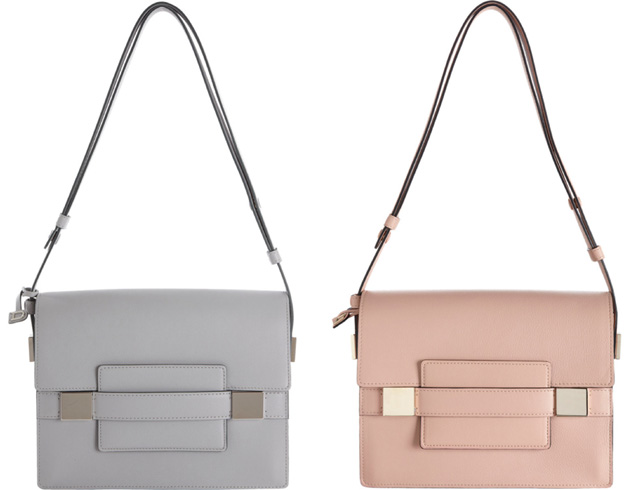 Delvaux Madame PM Shoulder Bag