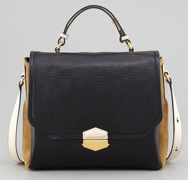 Marc by Marc Jacobs Spot On Liz Colorblock Bag