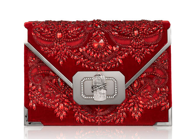 Marchesa Fall 2013 Clutches and Handbags (10)