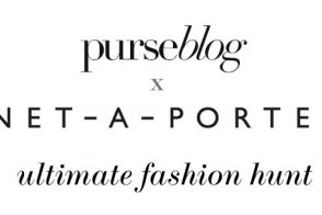 Announcing the PurseBlog x Net-A-Porter Fashion Hunt