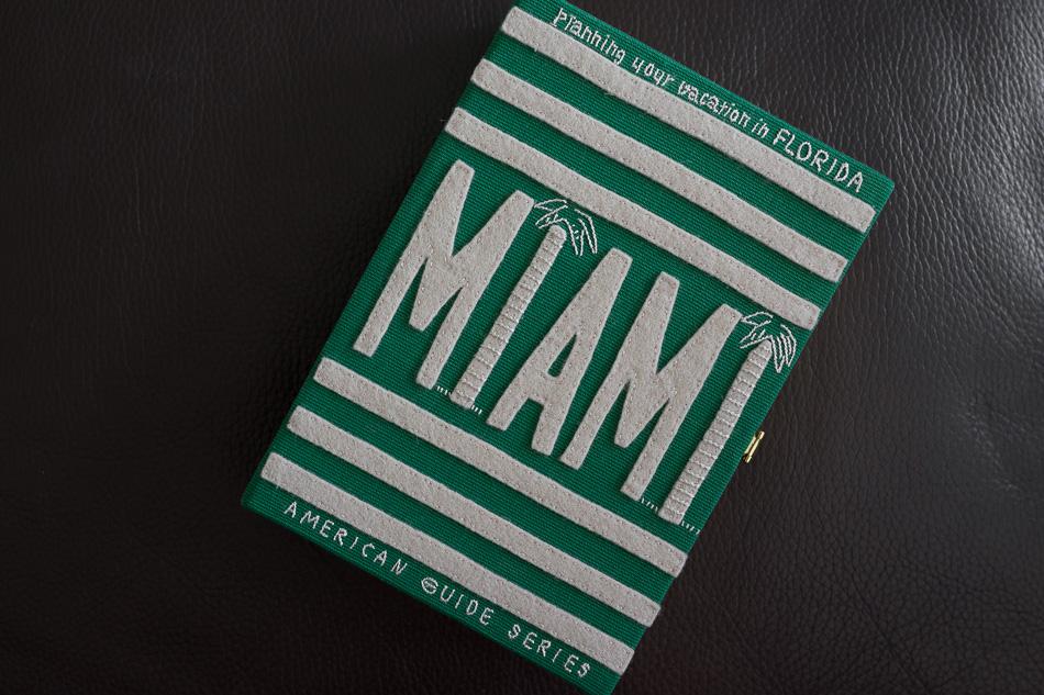 Olympia Le-Tan Miami Book Clutch (1)