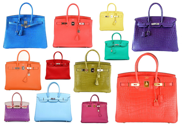 red birkin bag price