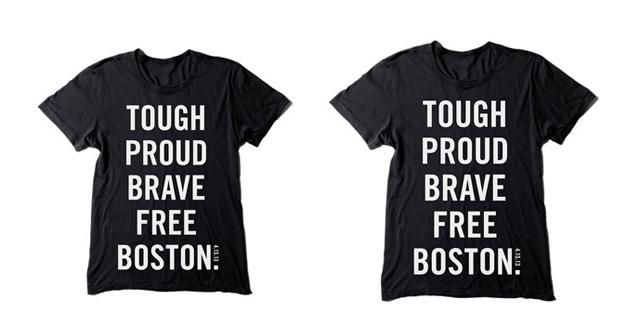 Rue La La Honoring Boston T-Shirt