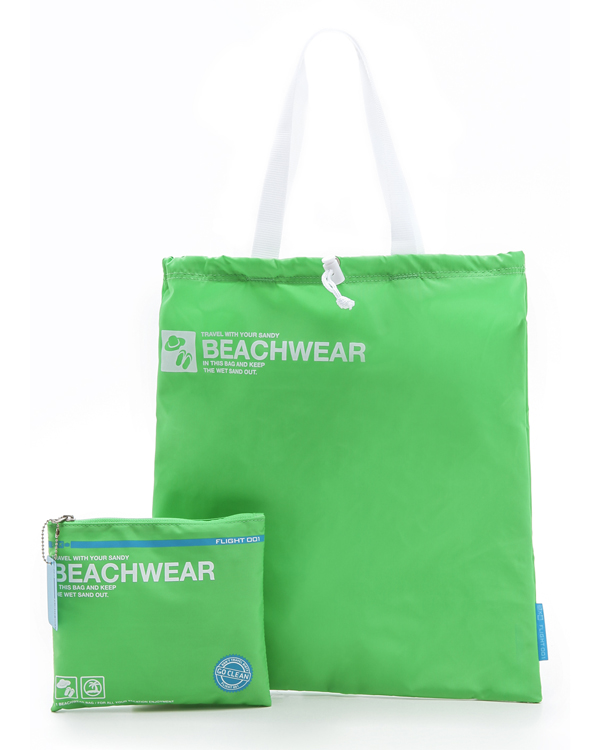 Flight 001 Go Clean Beach Bag