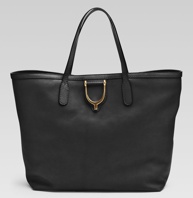 Gucci Soft Stirrup Medium Tote