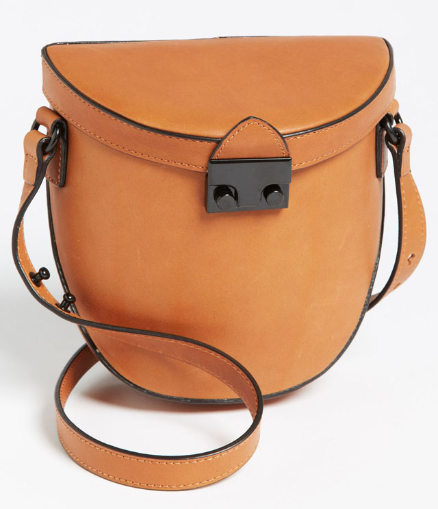 Loeffler Randall Shooter Crossbody Bag