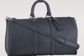 Louis Vuitton Naxos Keepall 45 Bandouliere