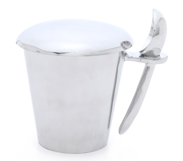 Lunares Pint Ice Cream Holder and Scoop