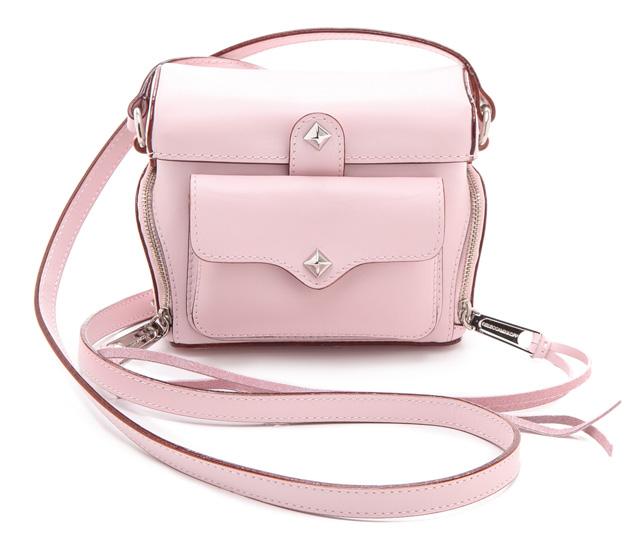 Rebecca Minkoff Craig Camera Bag Pink