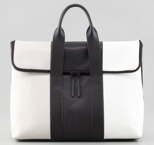 3.1 Phillip Lim 31 Hour Bicolor Bag