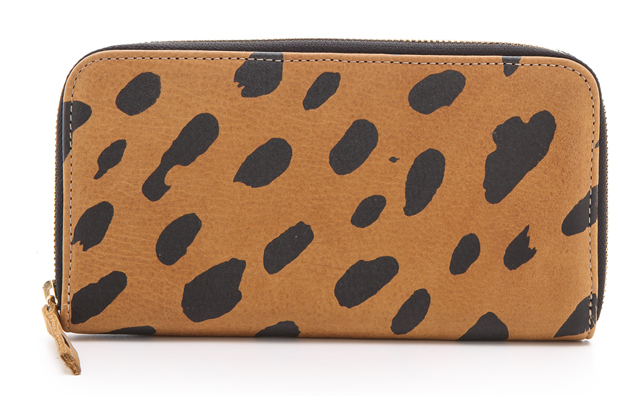 Clare Vivier Zip Wallet