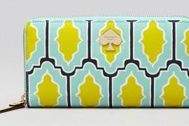 Kate Spade Cabana Tile Lacey Wallet