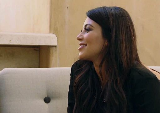Kim Kardashian scheming