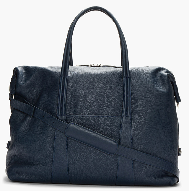 Maison Martin Margiela Oversized Leather Tote